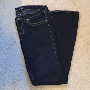 Victoria's Secret Size 12 Dark Wash Jeans